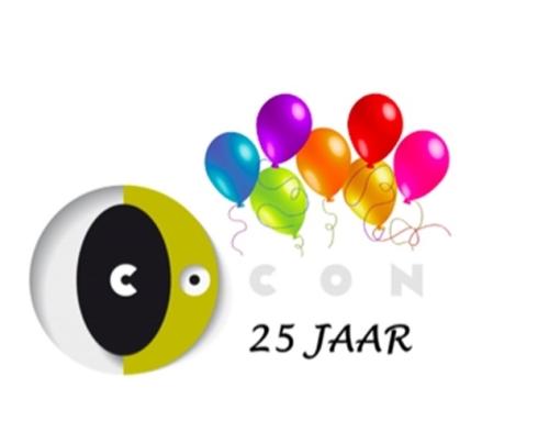 CoCon 25 jaar jubileumborrel