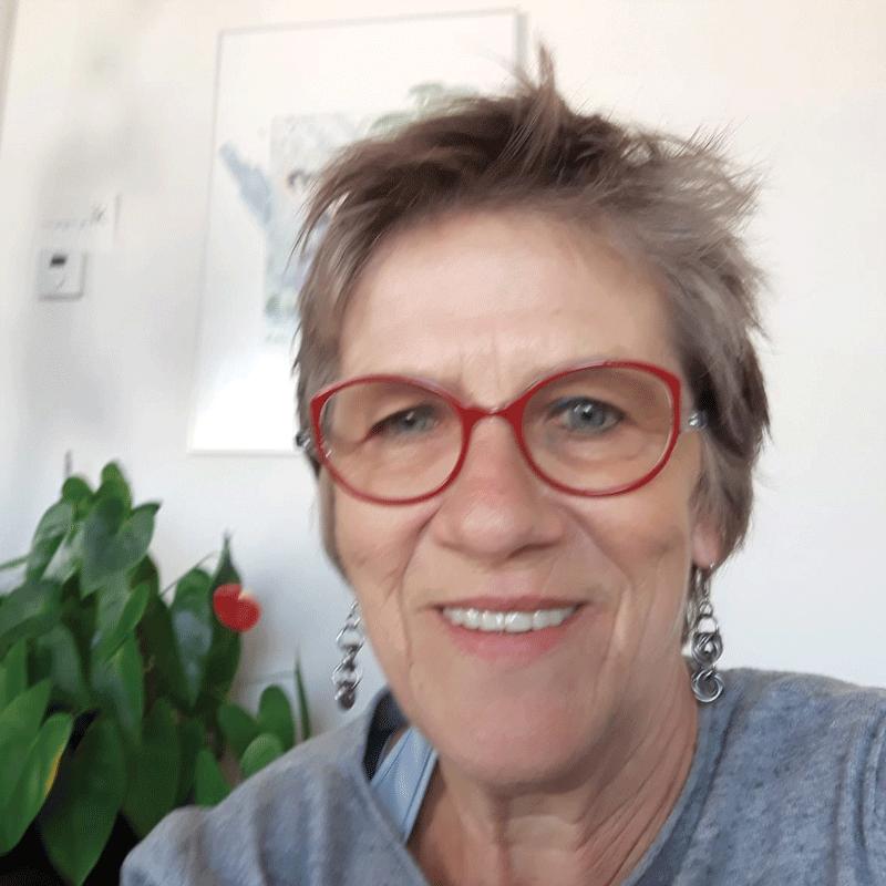 Ettie Huberts - Ondersteuning